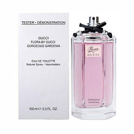 Тестер женский Gucci Flora Gorgeous Gardenia Limited, 100 мл