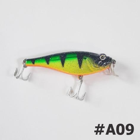 Воблер Strike Pro Crankee Bass 60F A09
