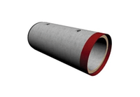 Канализационная и дождеприемная труба для микротоннелирования ТСМ 120.17.25-5МД