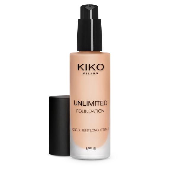 Тональный крем KIKO Unlimited Foundation SPF 15 (тон №15)