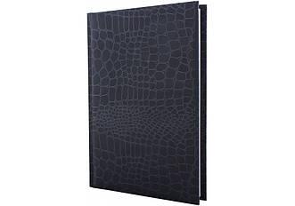 Щоденник недатований, CROCO, сірий А5 Лінія