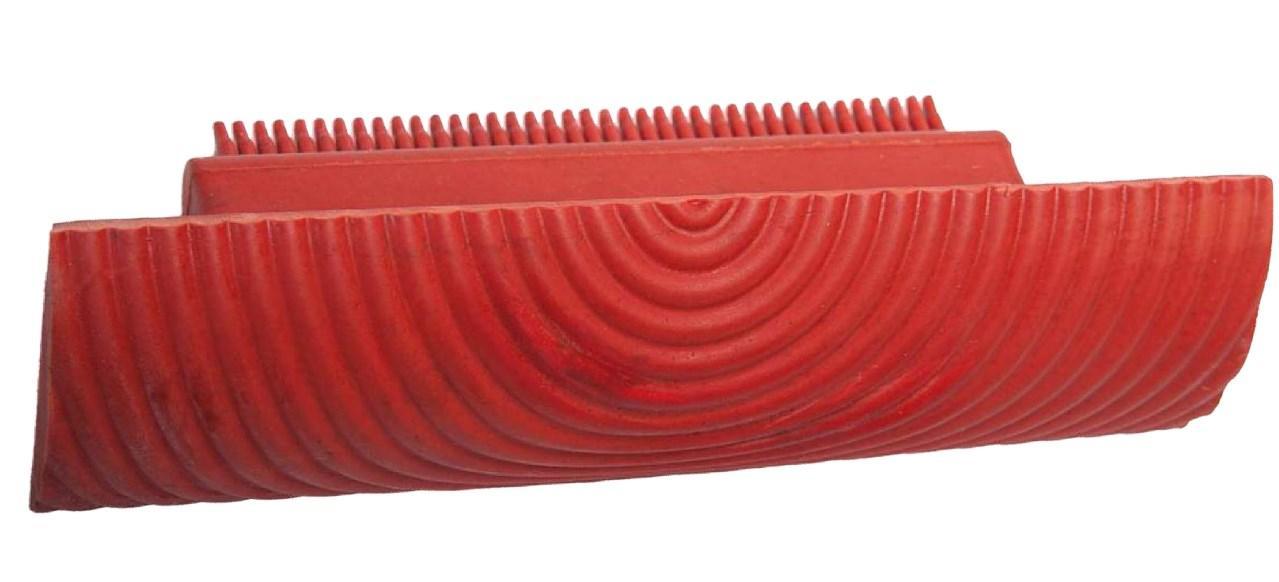 Резиновый штамп WOOD EFFECT PAD. Marmorino Tools