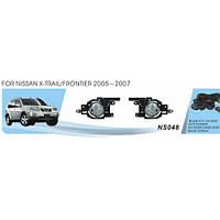 Фары Nissan X-Trail 2005-2007/NS-048W