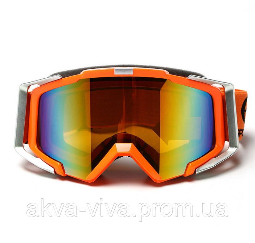 Очки для сноубордистов и лыжников (МГ-1030)