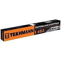 """ЭЛЕКТРОДЫ СВАРОЧНЫЕ E 6013 """"TEKHMANN"""" 5 кг Ø 3 мм."""