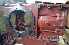 Блок двигателя на мотоблок R195 SH