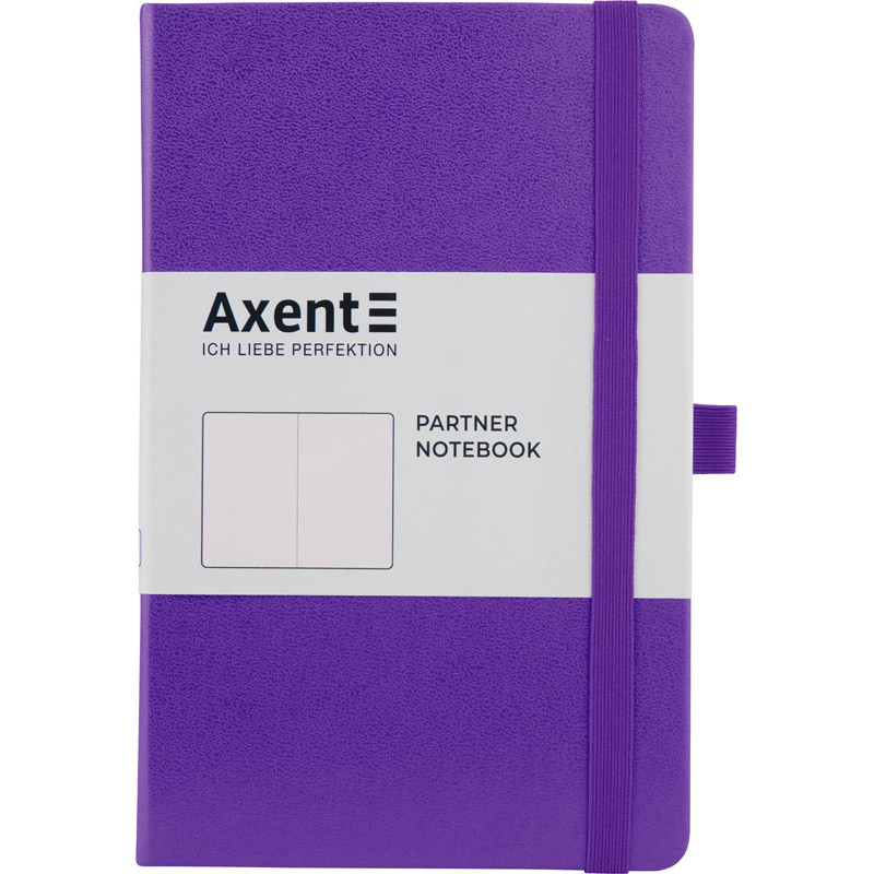 Книга записная Axent Partner 8307, 125х195мм, 96 листов
