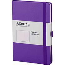 Книга записная Axent Partner 8307, 125х195мм, 96 листов, фото 3