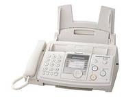Телефон факс Panasonic KX-FP343RU