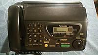 Телефон факс Panasonic KX-FT46