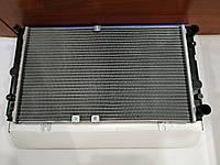 Радиатор Калина 1117,1118, 1119 серия Sport без кондиционера, охлаждения, алюминий Лузар, фото 1