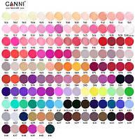 Гель краска Canni professional