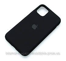 Чехол силиконовый Айфон Apple IPhone 11 Original Black