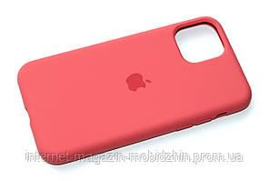 Чехол силиконовый Айфон Apple IPhone 11 Pro Original Camelia