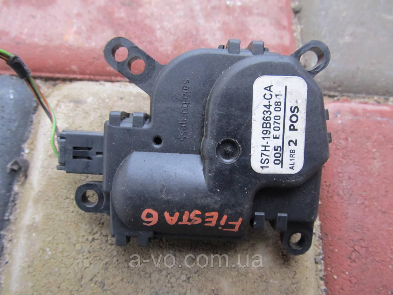 Привод заслонки печки для Ford Focus 2 Fiesta 6 Mondeo 3, 1S7H-19B634-CA, 1S7H19B634CA