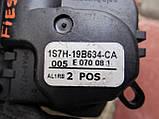 Привод заслонки печки для Ford Focus 2 Fiesta 6 Mondeo 3, 1S7H-19B634-CA, 1S7H19B634CA, фото 4