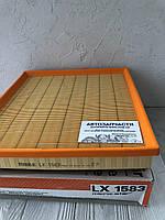 Фильтр воздушный с предфильтром Vivaro/Trafic 2.0 01- KNECHT-MAHLE LX1583