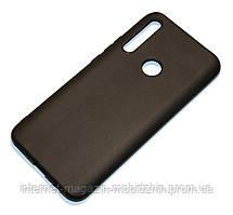 Чехол силиконовый Huawei P Smart Z черный