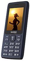 Мобильный телефон Sigma X-Style 34 NRG Blue Гарантия 12 месяцев, фото 3