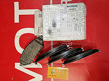 Тормозные колодки передние рено Trafic 3 (Original) -410601073R