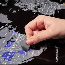 Скретч-карта