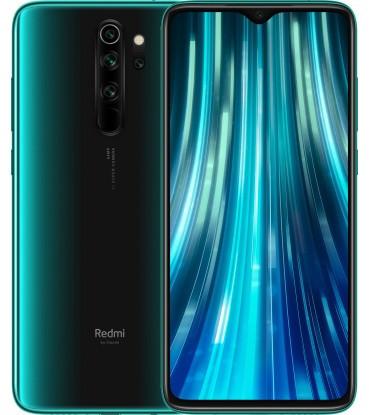 "Смартфон Xiaomi Redmi Note 8 Pro Global 6/64GB Green, 64+8+2+2/20Мп, Helio G90T, 2sim, 6.53"" IPS"