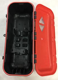 Ящик огнетушителя