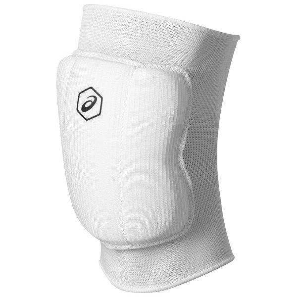 Наколенники волейбольние Asics Basic Kneepad 146814-0001 Белый Размер L (8718837132437)