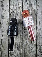 Детский Микрофон В коробке как настоящий WS-858