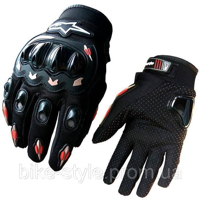 Мотоперчатки Alpinestars текстильные