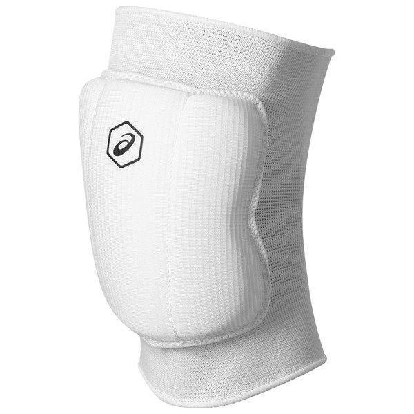 Наколінники волейбольние Asics Basic Kneepad 146814-0001 Білий Розмір XL (8718837132444)