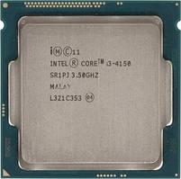 Процессор, Intel Core i3-4150, 4 ядра, 3.5 гГц