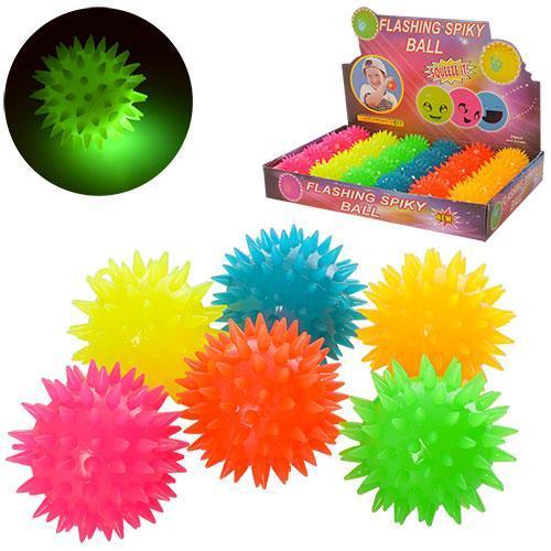 Мяч массажный MS 1146 5,5см (6 цветов)