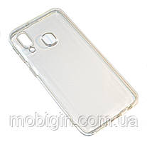 Чехол силиконовый Samsung A405 Galaxy A40 2019 Ultra Thin Case Transparent