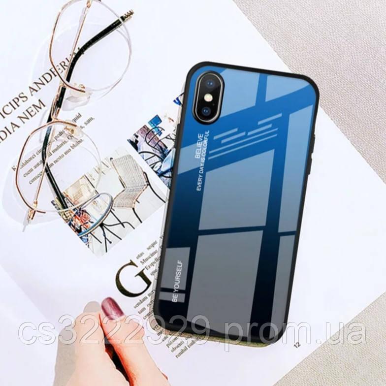 Чехол для Iphone XS Max Градиент