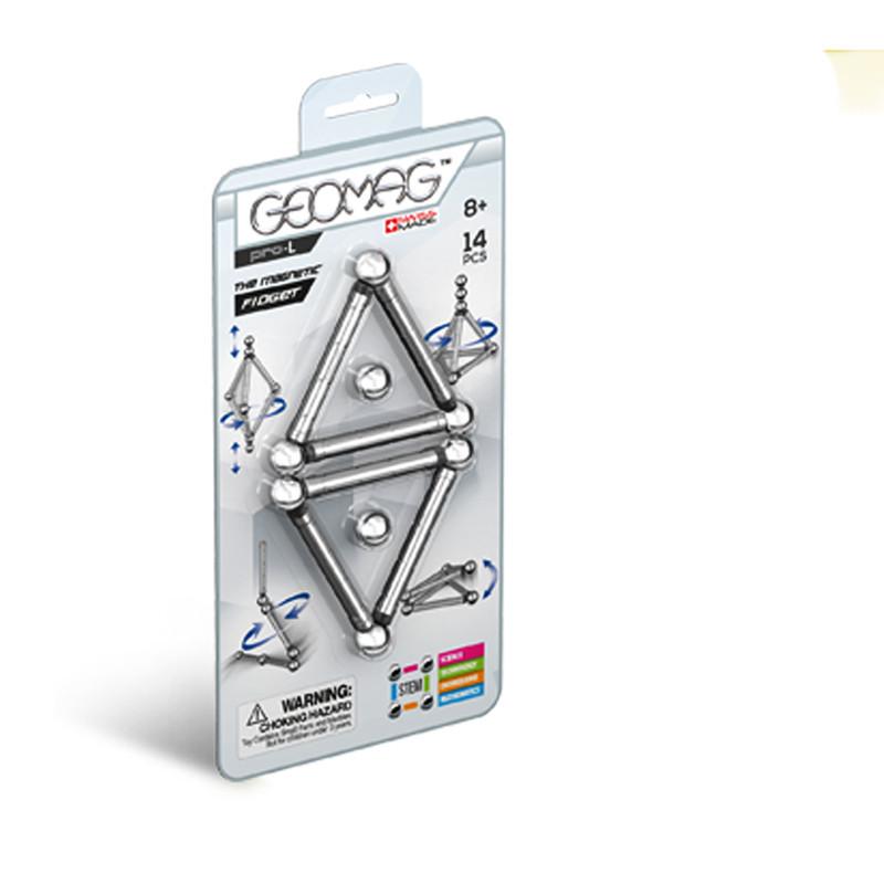 PRO-L Fidget 14 деталей | Магнитный конструктор PRO-L Спинер