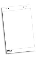 Блокнот для флипчарта 20 лист BM.2296 Buromax