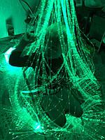 Световой дождь для сенсорной комнаты (оптоволокно) световая штора, гирлянда