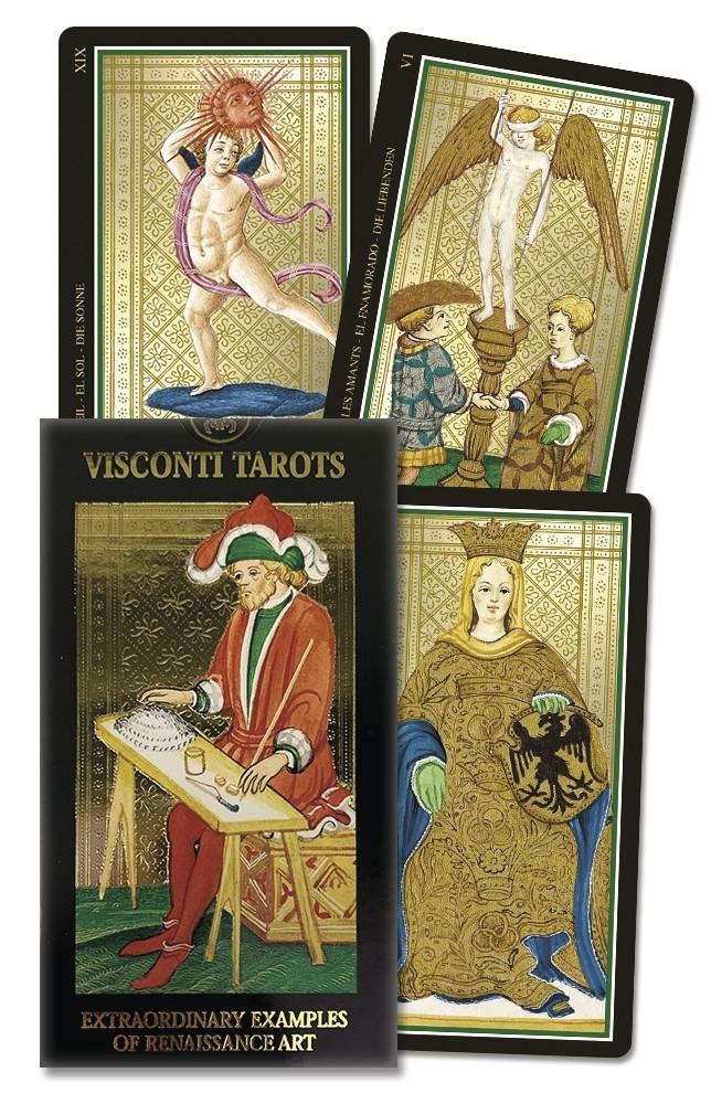Visconti Tarot/ Таро Висконти