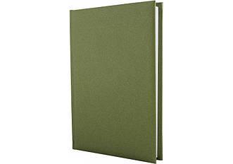 Щоденник недатований, А5, Sand, зелений лінія