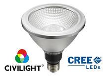 Светодиодная лампа DPAR38 WP03T18 диммируемая 18 Вт 220 В 2700К CRI80 CIVILIGHT 4235
