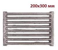 Решітка колосник 300, 1,1 кг, 200х300 мм