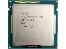 Процессор, Intel Core i5-3450, 4 ядра, 3.5 гГц