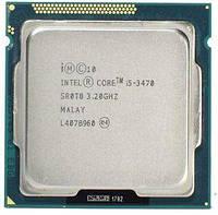 Процессор, Intel Core i5-3470, 4 ядра, 3.6 гГц