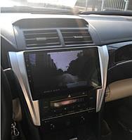 Штатная автомагнитола Toyota Camry 55 (2015-2016г.) на базе ANDROID 8.1
