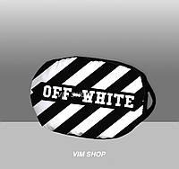Маска на лицо Off-White.Для повседневной носки . Мода