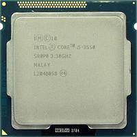 Процессор, Intel Core i5-3550, 4 ядра, 3.7 гГц