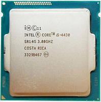 Процессор, Intel Core i5-4430, 4 ядра, 3.2 гГц