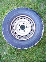Колеса LT, Spriner - диски стальные с зимними шинами Gislaved Frost VAN