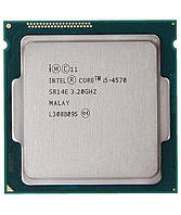 Процессор, Intel Core i5-4570, 4 ядра, 3.6 гГц